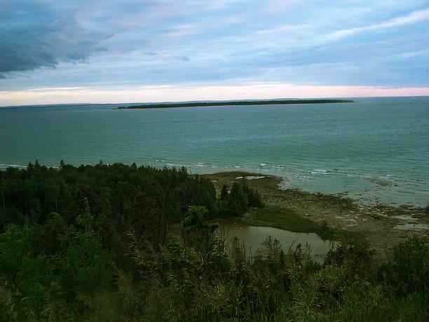 Озеро Мичиган фото