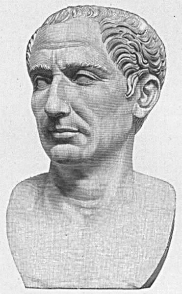 Гай Юлий Цезарь фото