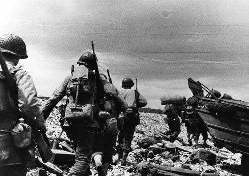 Открытие Второго фронта в Европе