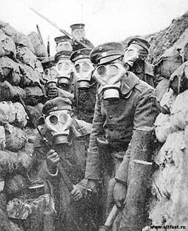 Первая Мировая война фото