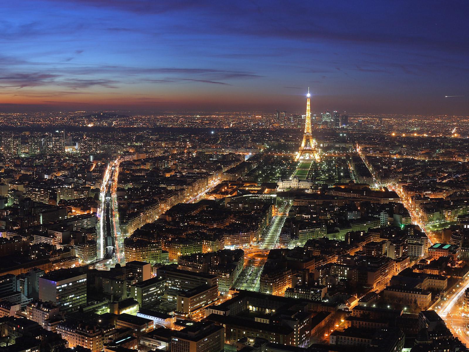 Париж - столица Франции
