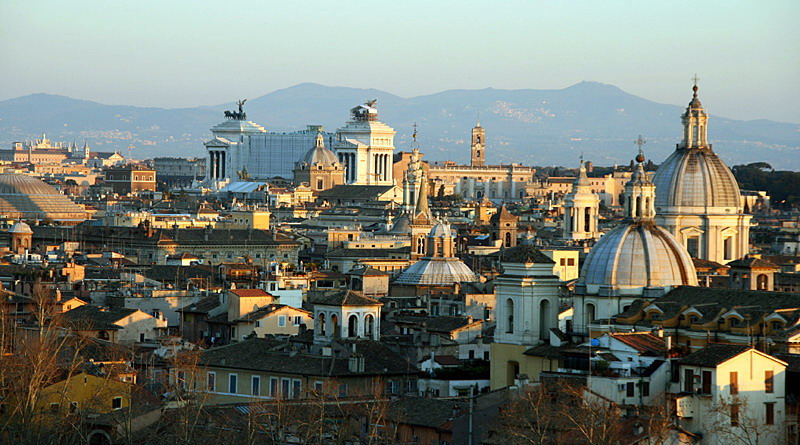 Рим фото