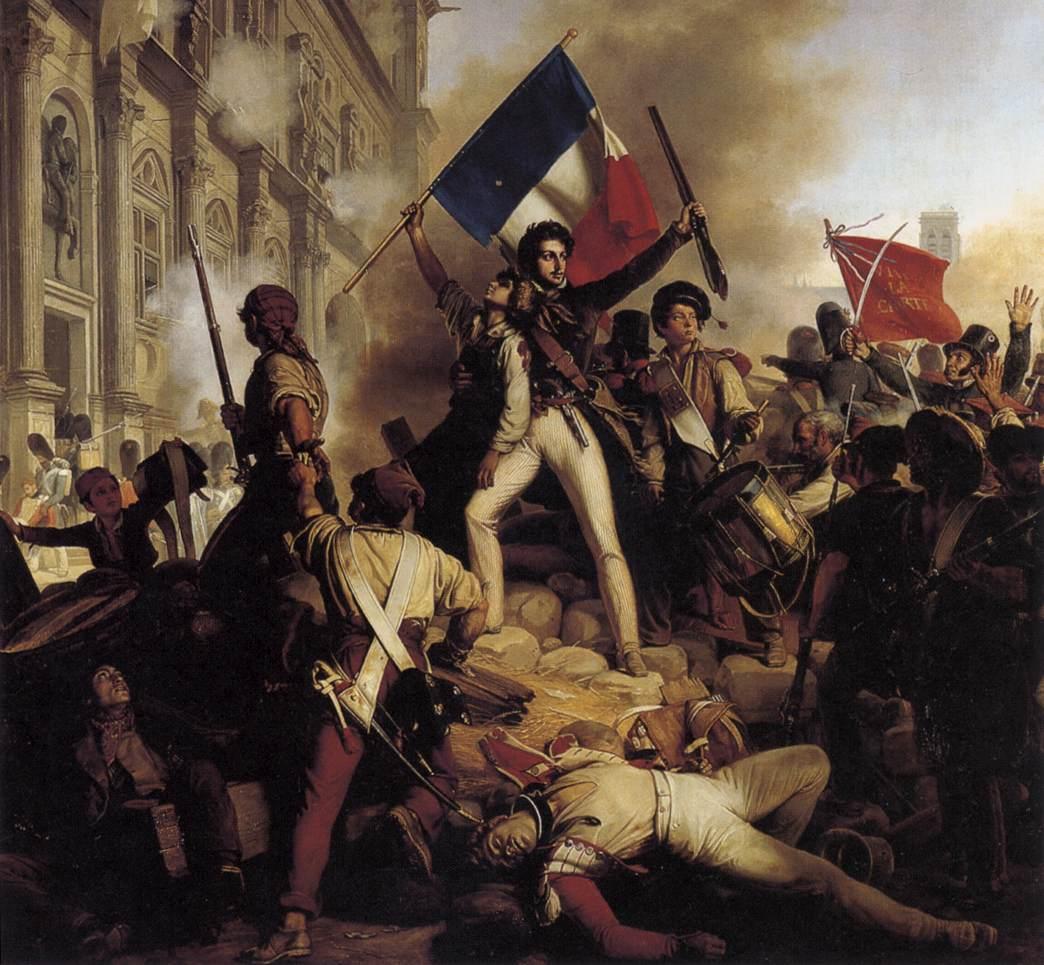 Великая французская революция фото 411-586