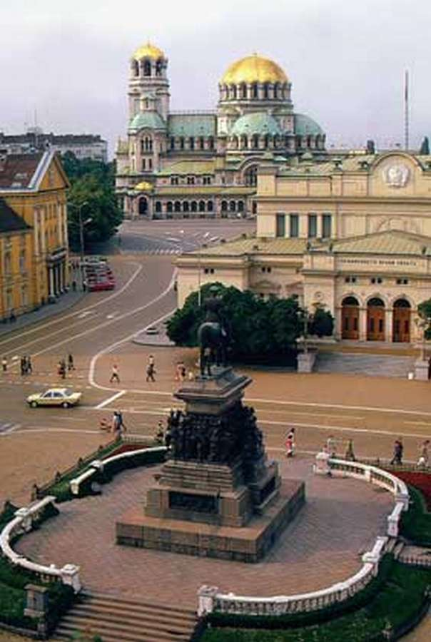 Столица Болгарии – София