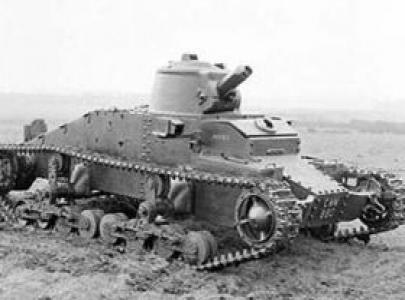 фото английский танк матильда