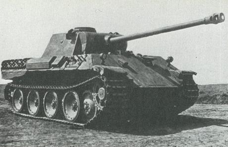 фото Немецкий танк Пантера