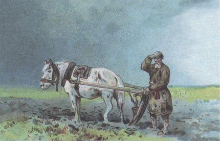 фото Земледелие в Древней Руси