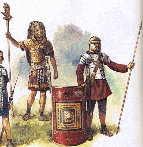 фото Поздняя Римская империя