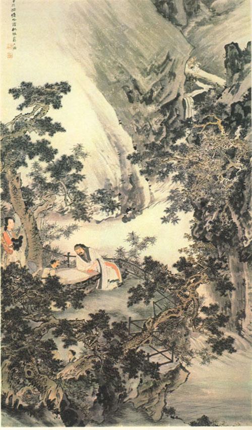 культура Китая в Средние века