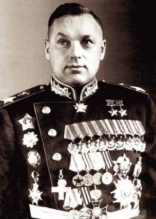 Рокоссовский Константин Константинович фото