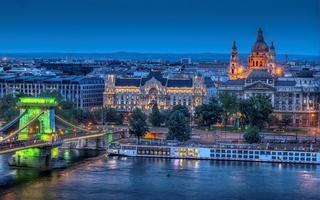 город Будапешт фото