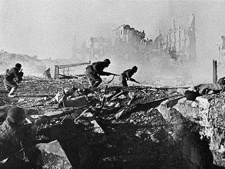 Предпосылки сталинградской битвы