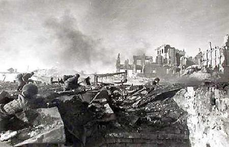 Сталинградская битва фото