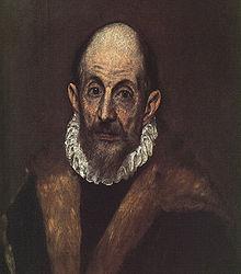 Эль Греко автопортрет? фото