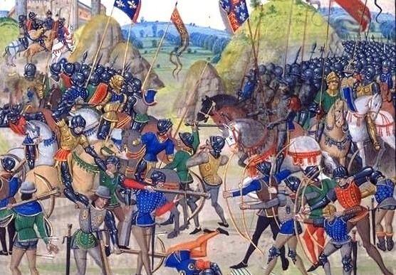 столетняя война фото