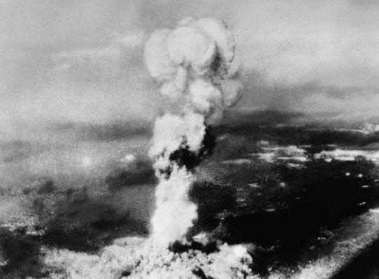 Атомные бомбардировки США фото
