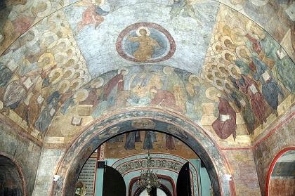 фрески Андрея Рублева фото