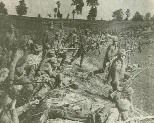 галицкая битва фото