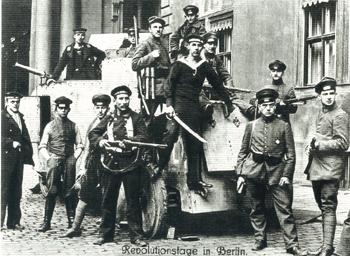 Причины революции в Германии фото