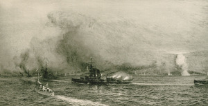 Ютландское сражение фото
