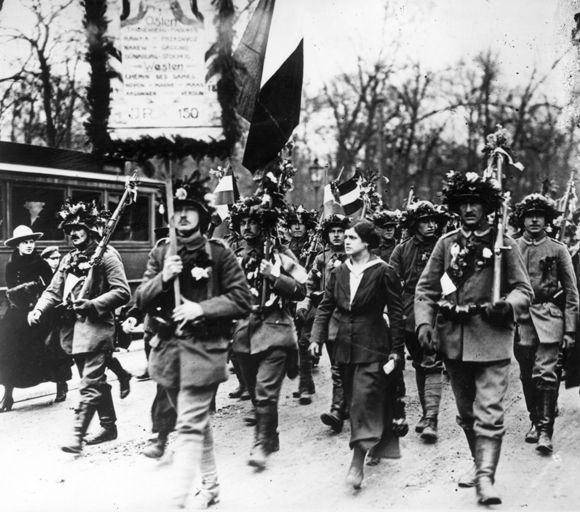 революция в германии фото