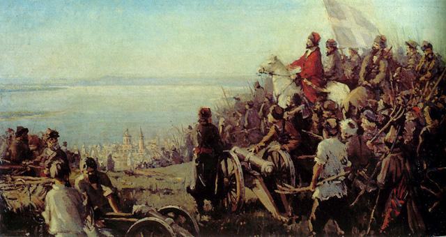 Восстание Пугачёва фото