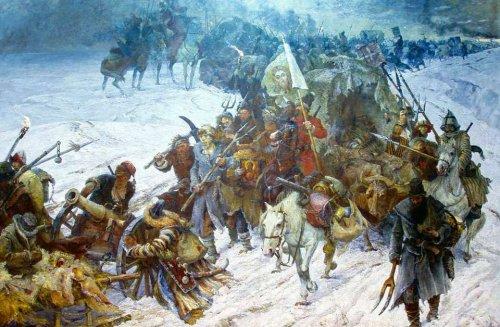 восстания Пугачева фото