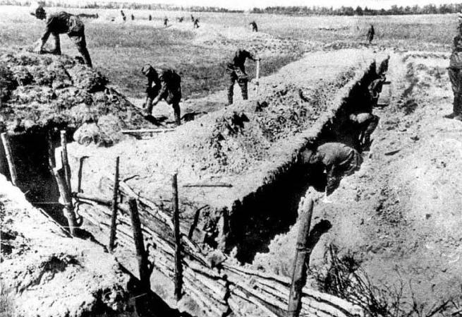 курская битва 1943г фото