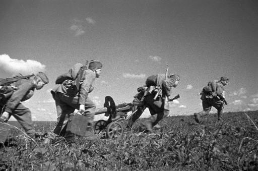 курская битва фото