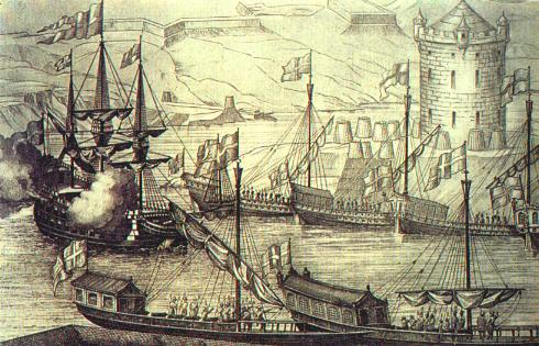 2 азовский поход Петра 1 фото