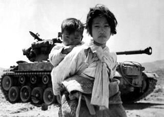 Корейская война фото