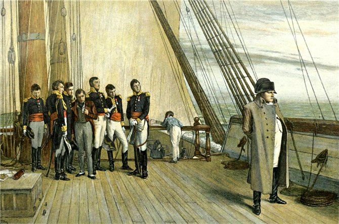Сто дней Наполеона фото