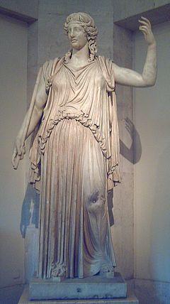 Богиня Деметра фото