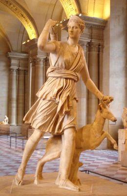 Артемида богиня фото