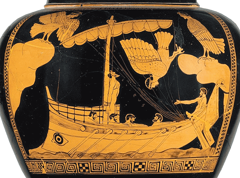 Сирены в мифологии фото