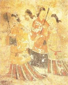 Культура Древней Японии фото