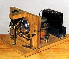 Изобретение радио фото