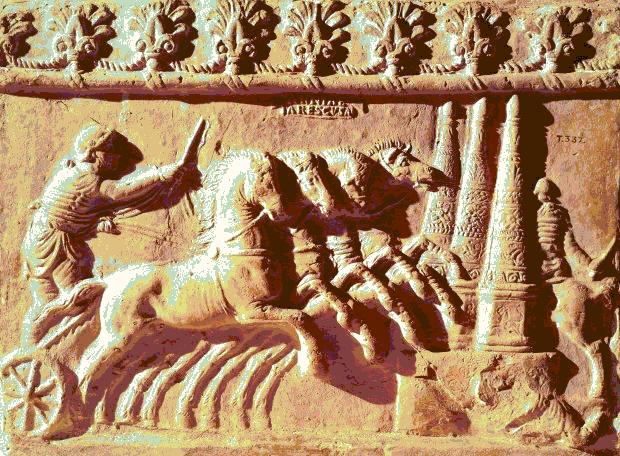 Культура древнего Рима фото