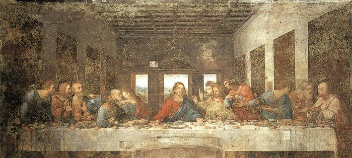 Тайная вечеря фото