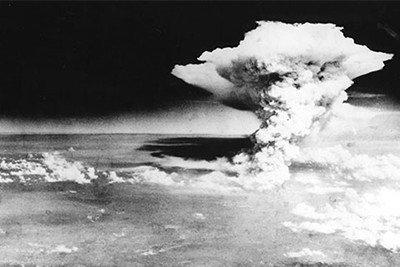 Бомбардировка Японии фото