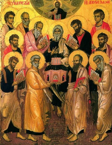 Двенадцать апостолов фото