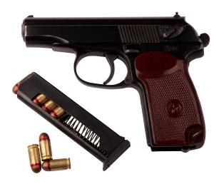 Пистолет Макарова фото